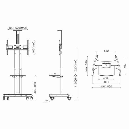AVA1500B - technical
