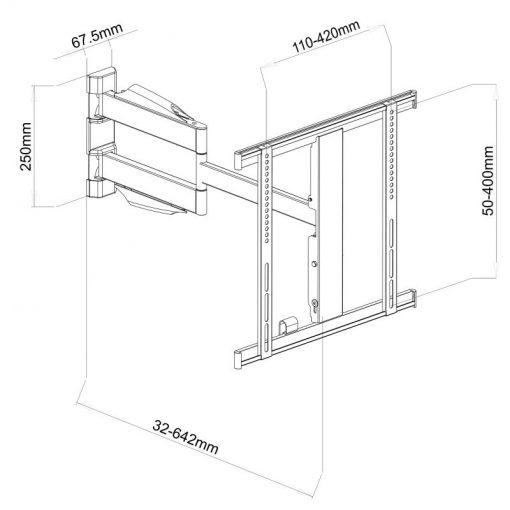 branta wall mount